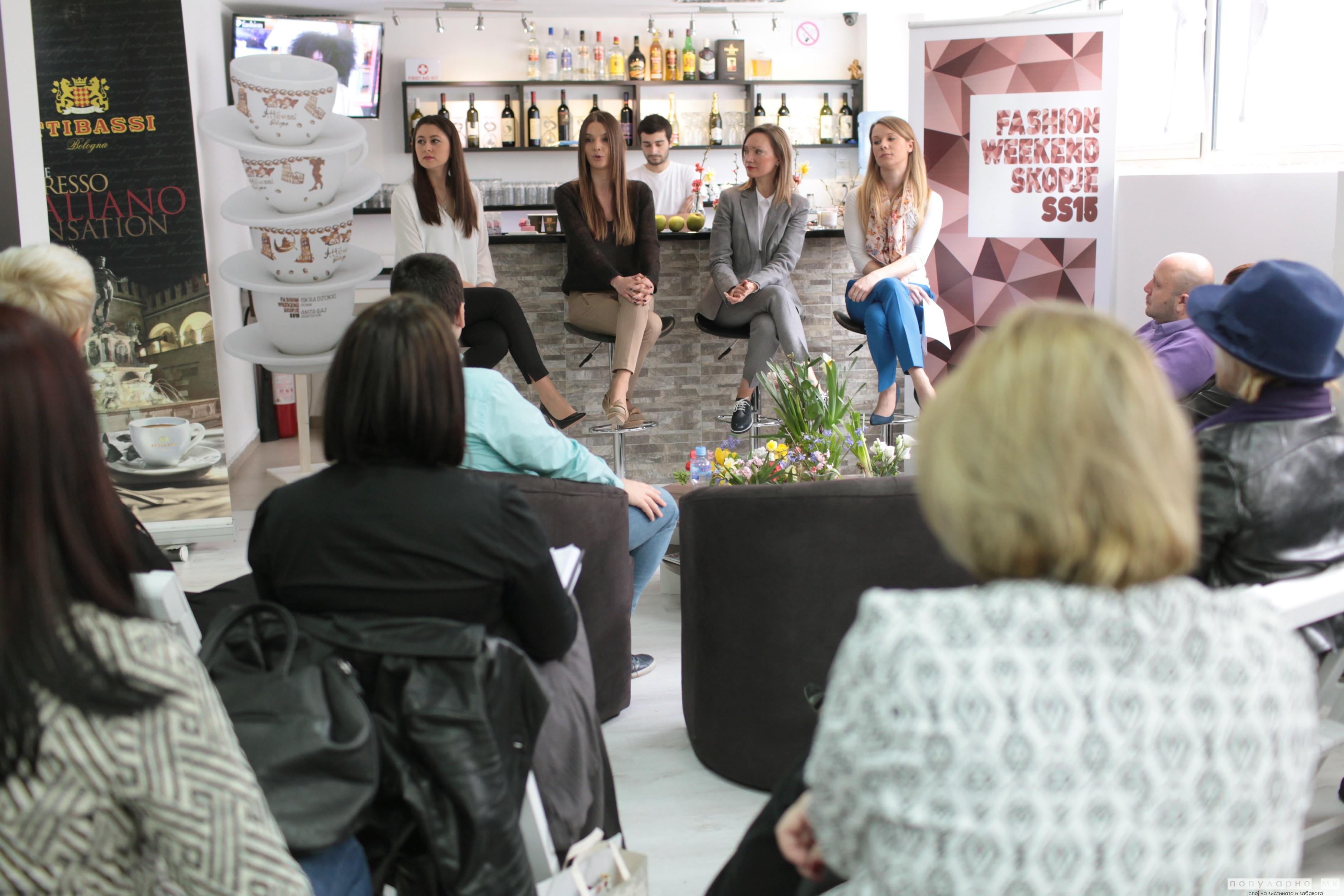 Пролетниот Моден викенд Скопје со поддршка против насилството врз жените