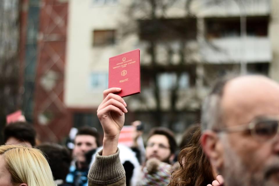 Студентите ги напуштаат работните групи со МОН
