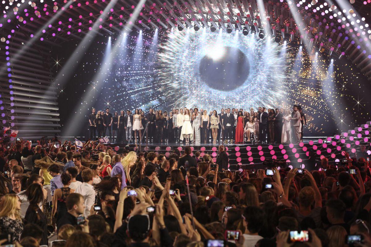 Вечерва втора полуфинална вечер на Евровизија