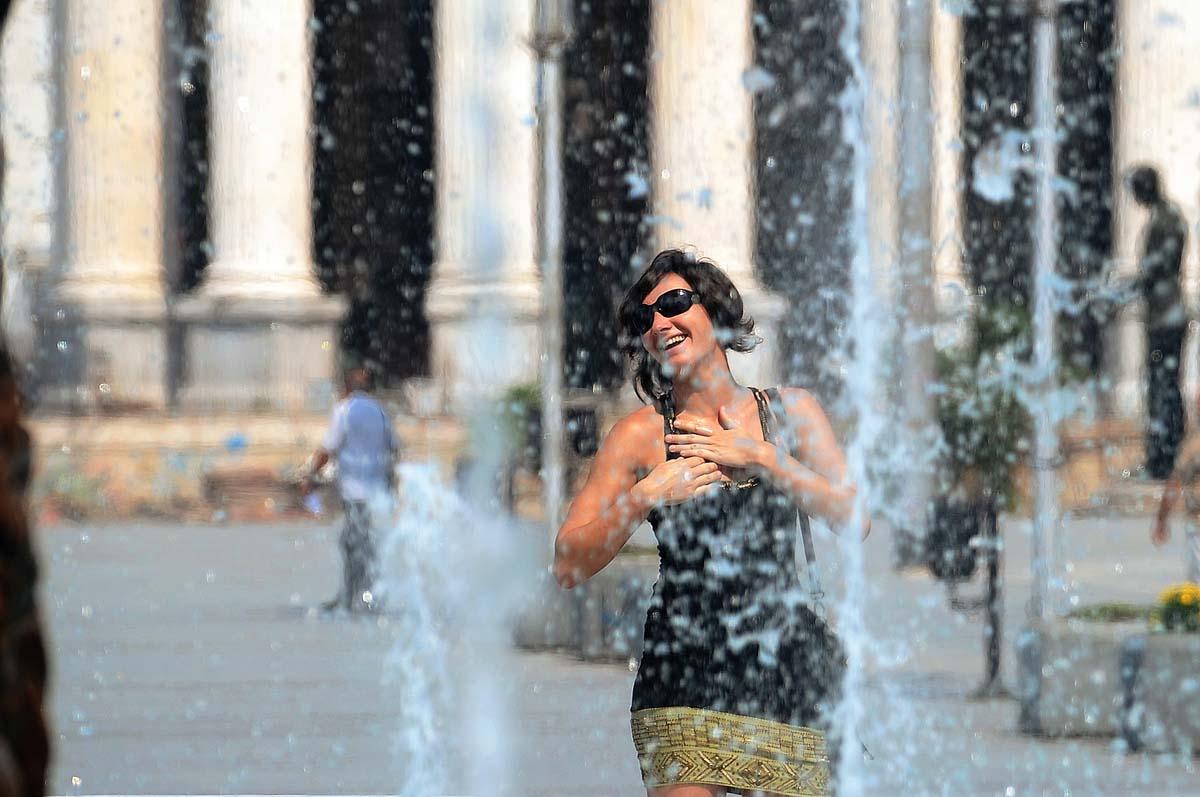 Од утре Македонија под влијание на топол воздушен бран: Температурите ќе се искачат до 38 степени