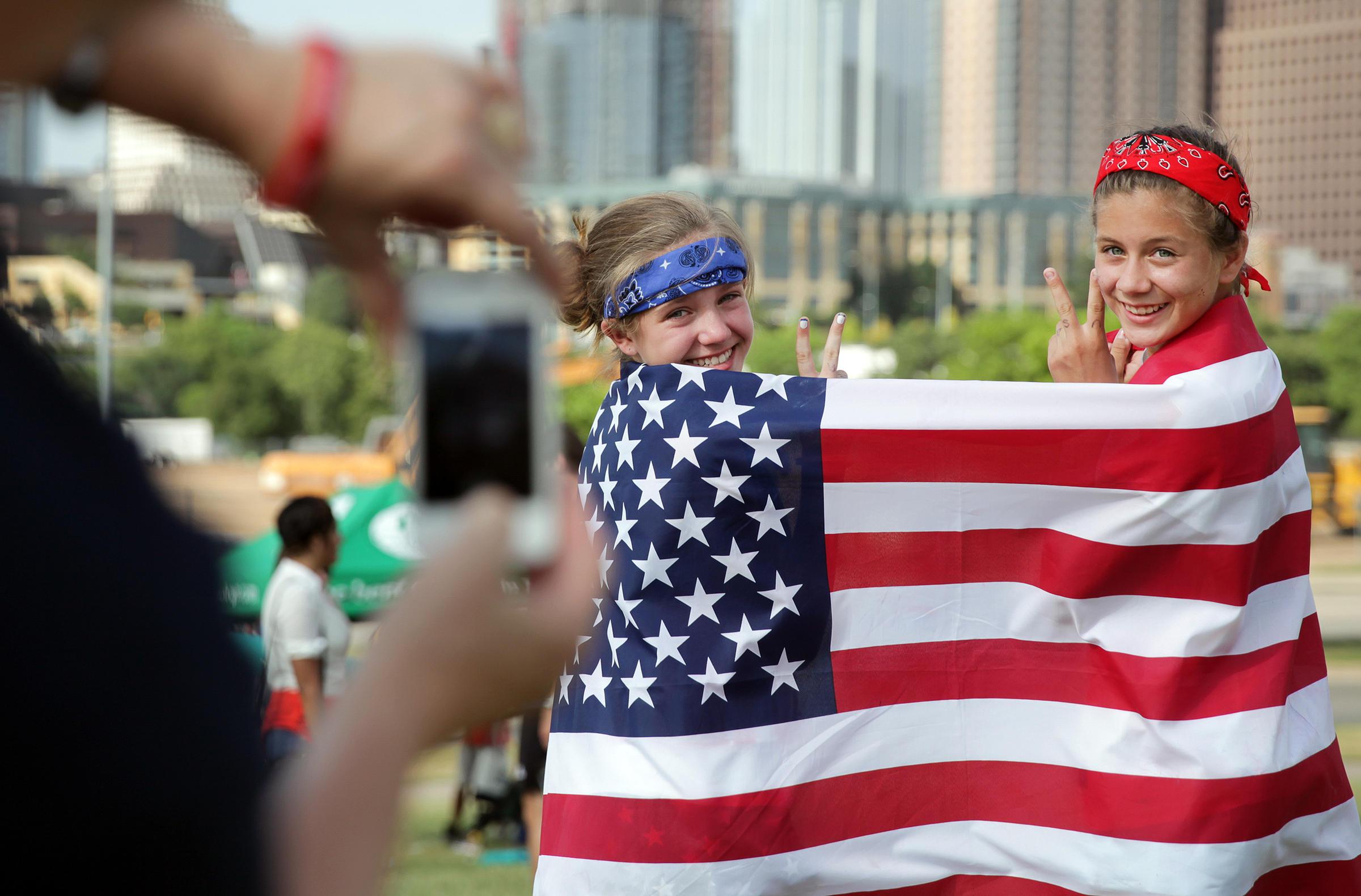 Американците го слават Денот на независноста