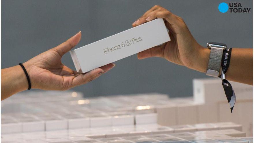 Apple за три дена продаде 13 милиони iPhone 6S и 6S Plus!