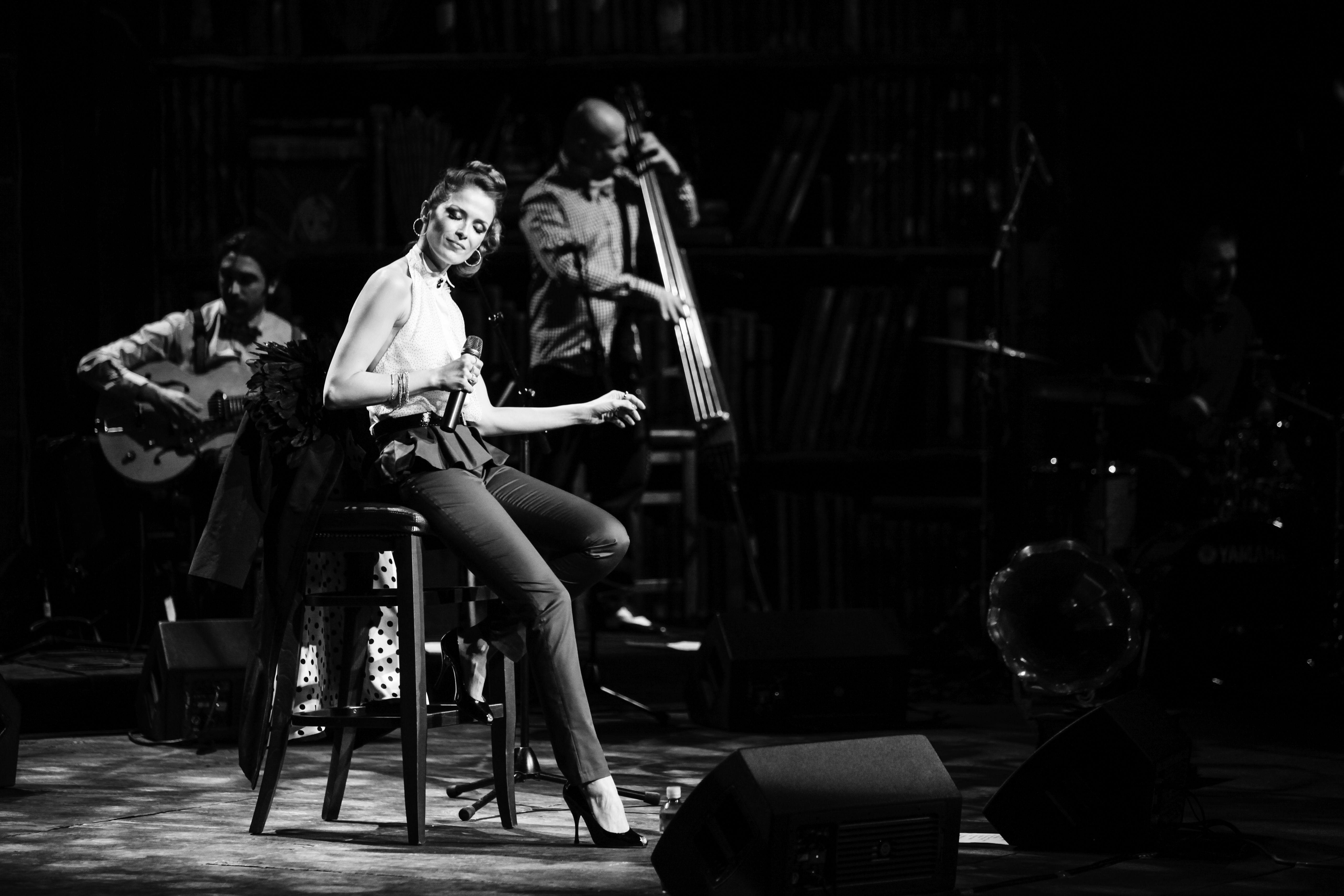 """Каролина специјална гостина на концертот на Дуке Бојаџиев во """"Карнеги Хол"""""""