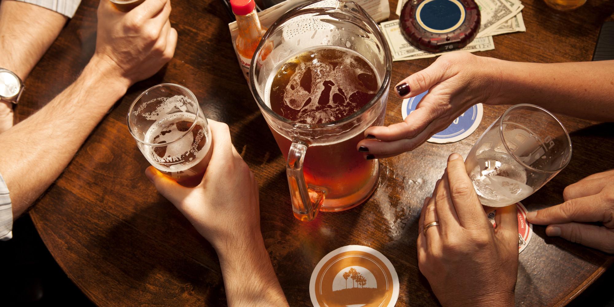 Препорака од лекарите: Не е лошо да се испие 2,5 литри пиво на ден!