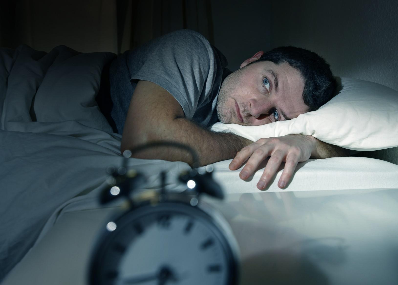 Чудни знаци кои покажуваат дека недоволно спиеме