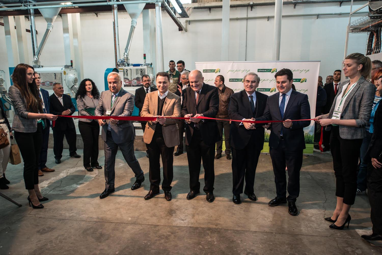 Се отвори најголемата фабрика за ориз во Кочани – Левидиагро