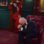 """ПОГЛЕДНЕТЕ КАКО БЕШЕ НА СНИМАЊЕТО: Елена и Панчо со видеоспот за """"Како да се радувам"""" (ФОТО)"""