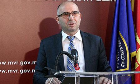Чавков: 19 приведени, претреси на 24 локации во Велес, Неготино, Гевгелија и Скопје