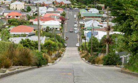 Ова е најстрмната улица во светот