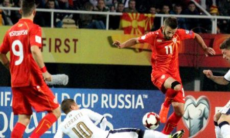 Македонија со пад од девет места на најновата ФИФА ранг листа