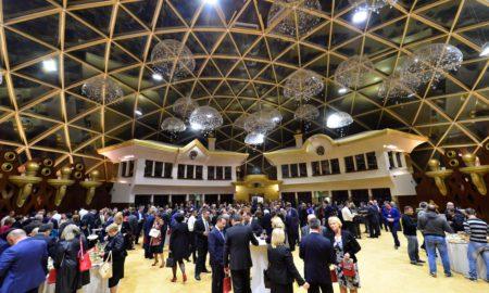 Отворена големата купола во македонското собрание (ФОТОГАЛЕРИЈА)