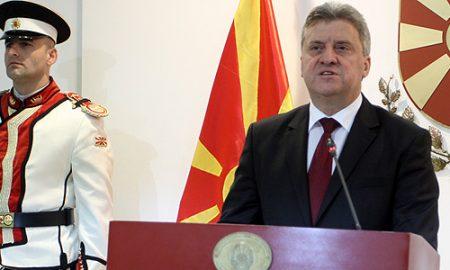 Иванов му го честита на Трамп изборот за претседател на САД