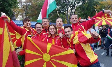 И Македонци учествуваа на маратонот во Њујорк