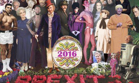 НА ТВИТЕР: Генијален постер на починатите во 2016 година (ФОТО)