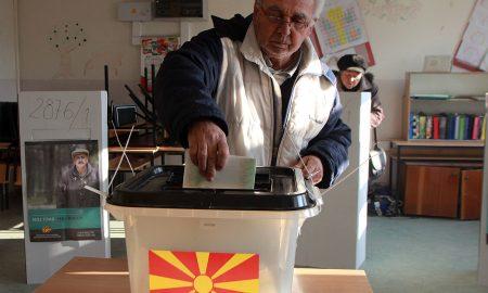 Слаб одзив на гласањето во дијаспората