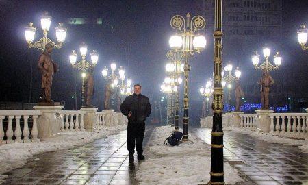 Интензивни врнежи од снег во ноќните часови!