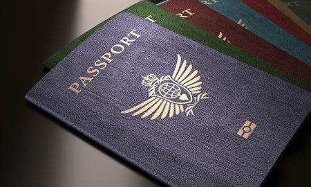 Зошто пасошите постојат само во четири бои?