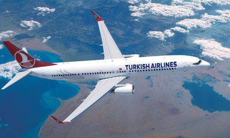 """""""Туркиш ерлајнс"""" воведува бесплатен интернет во авионите што патуваат до САД"""