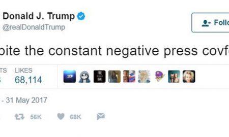 Трамп повторно актуелен со своите лапсуси