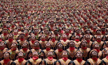 Над 10.000 лица изведоа народен танц во Ацех (ВИДЕО)