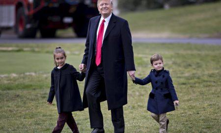 Трамп по деветти пат стана дедо