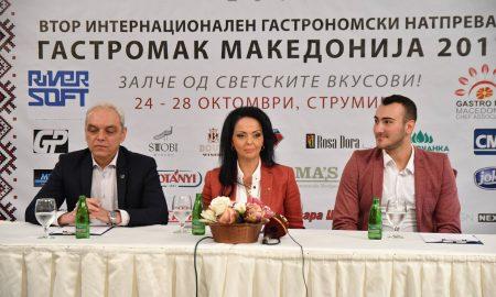 Светскиот готвачки врв ќе се натпреварува во Струмица