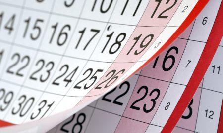 НЕРАБОТНИ ДЕНОВИ: Голем број на продолжени неработни викенди во 2018 година