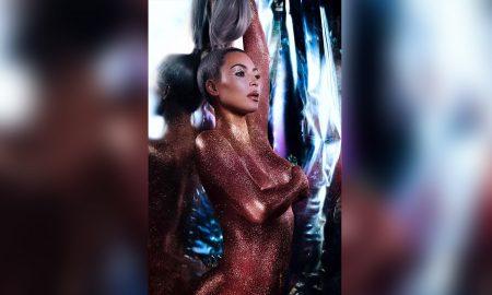 Ким Кардашијан се соблече гола за својата нова козметичка линија (ФОТО)