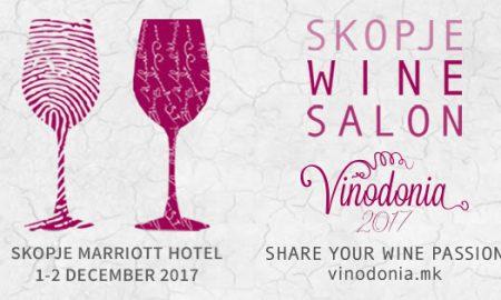 """Второ издание на """"Винодонија"""" – Салон кој ја промовира Македонија како вински регион"""