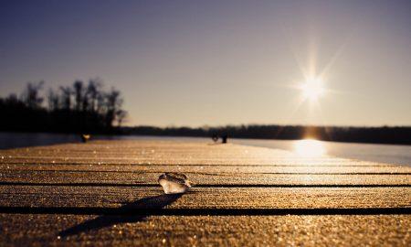 Температури под нулата, слаб снег во Крива Паланка