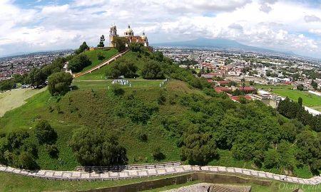 Најголема пирамида на светот се наоѓа во јужно Мексико