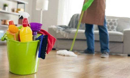 Два совета за побрзо чистење низ домот