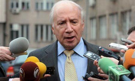 Нимиц во Скопје на средби со државните и политичките лидери