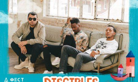 Глобалните ѕвезди од лондонската сцена, DISCIPLES настапуваат на Д ФЕСТИВАЛ!