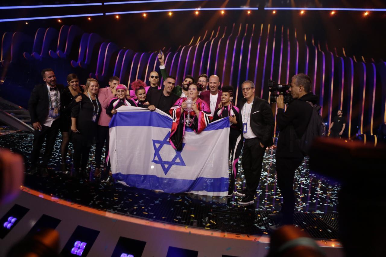 Израел победи на 63. Евровизија