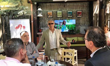 Голем илинденски концерт на Владо Јаневски во Охрид