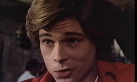 Во својата прва улога Бред Пит глумеше син на Милена Дравиќ
